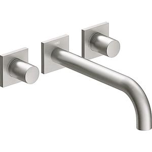 TRES - Nástenná umývadlová batéria Vrátane nerozdělitelného zabudovaného telesa. Ramienko 214 mm. (21115201AC)