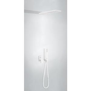 TRES - Podomietková sprchová jednopáková set s uzáverom a reguláciou prietoku (21198092BM)