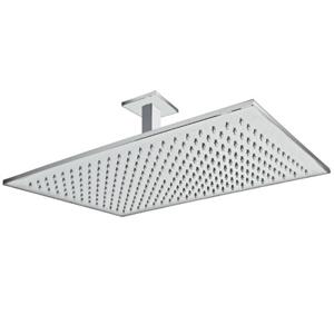 TRES - Stropné sprchové ramienko s kropítko so systémom proti usa. vôd. kameňa 450x315 mm. (03443203)