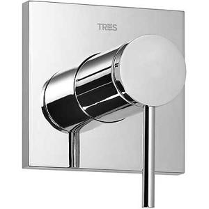 TRESMOSTATIC Batérie podomietková MONO-TERM® s uzáverom a reguláciou prietoku (20117701)