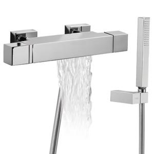 TRESMOSTATIC Termostatická batéria pre vaňu-sprchu CUADRO s kaskádou (1071749)