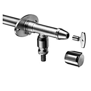 Ventil nezámrzný 20cm Schell Polar II RB s přivzdušněním, Comfort, i pro dodatečnou montáž S039960399 (S039960399)