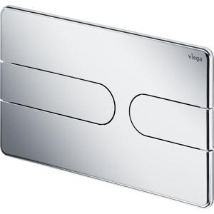 Viega Prevista Visign for Style 23 chrom LESK WC ovládací deska plast, model 8613.1 773052 (V 773052)