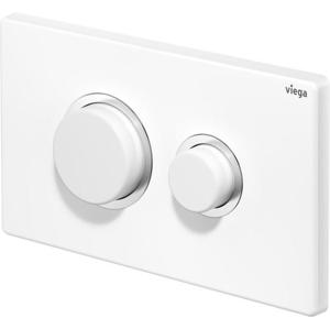 VIEGA s.r.o. - Viega Prevista ovládací deska nerez / bílá Visign for Public 11 model 86311 (V 774332)