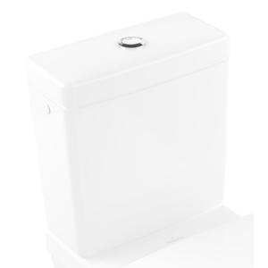 VILLEROY & BOCH - Architectura WC nádržka kombi, zadní/boční přívod, CeramicPlus, alpská bílá (5787G1R1)