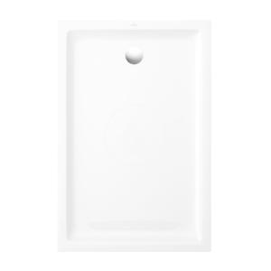 VILLEROY & BOCH - O.novo Plus Sprchová vanička, 800x1000 mm, Anti-slip, alpská bílá (6210G301)