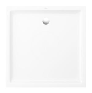 VILLEROY & BOCH - O.novo Plus Sprchová vanička, 900x900 mm, Anti-slip, alpská bílá (6210D401)