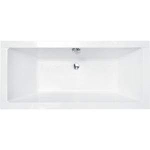 HOPA - Volně stojící vana LUZZI - Bílá, 1700 × 750 mm, objem 185 l (VANLUZ170)