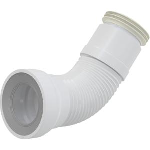 WC flexi přípoj 28-55cm 110mm A970 (pevné zakončení) ALCAPLAST A970 (A970)
